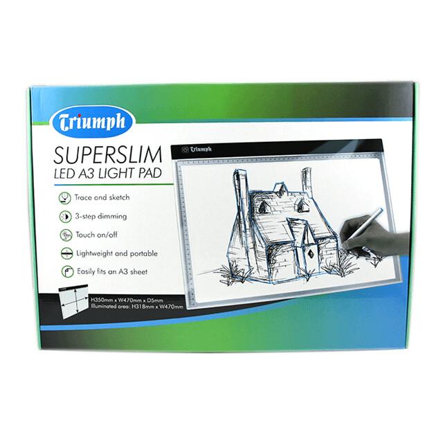Triumph LED A5 Light Pad - Superslim (OD8120)
