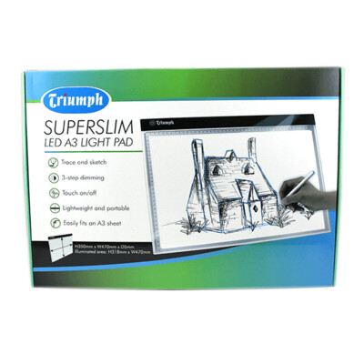 Triumph LED A5 Light Pad - Superslim (OD8120)