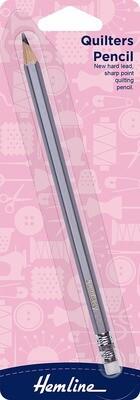 Hemline Quilters Pencil - Grey (871)