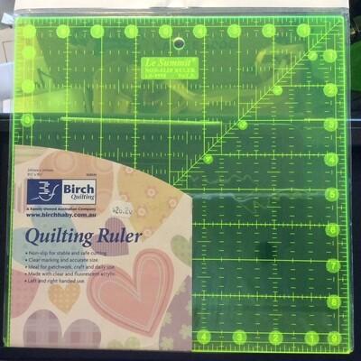 Birch Quilt Fluoro 9.5