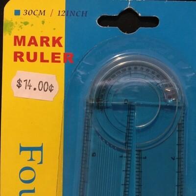 Angle Ruler Adjustable 6
