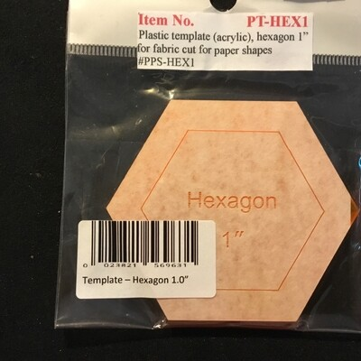 Template Hexagon - 1.0