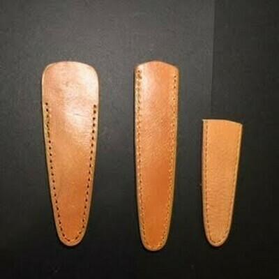 Scissors Sheath Leather - Lge