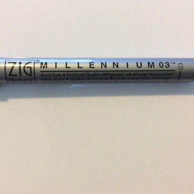 Millennium 0.3mm Black