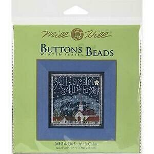 Mill Hill Buttons & Beads Winter Series - All Is Calm (MH14-5305)