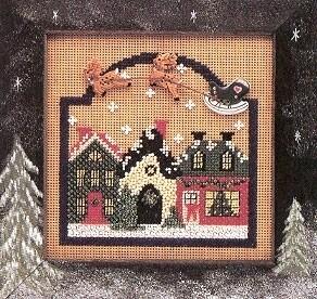 Mill Hill Holiday IV - Christmas Village (MHCB78)