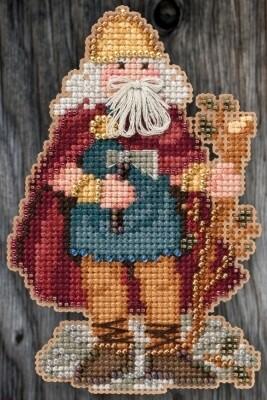 Mill Hill Celtic Santas - Wales Santa (MH20-5302)