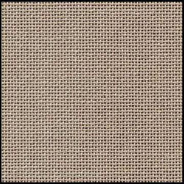 Lugana 25ct Fat Quarter Mushroom (3835.309)