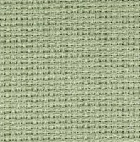 Aida 18ct w.110cm Celadon Green (3793.611) Last Remaining Panel​