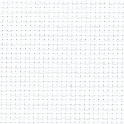 Aida 14ct w.150cm White (3706.100) /m