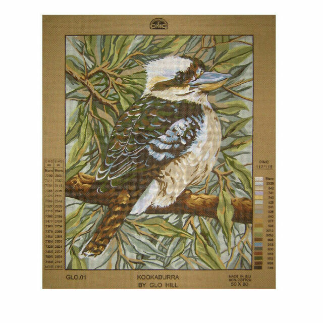 Country Threads Tapestry - Kookaburra (GLO.01)