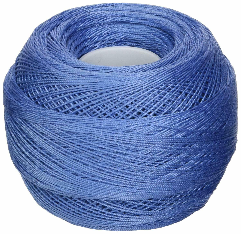 DMC Cordonnet #030 Cotton 0799 - Medium Delft Blue