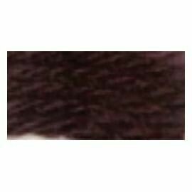 DMC486 Tapestry Wool Skein 7801 - Dark Cocoa