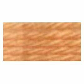 DMC486 Tapestry Wool Skein 7917 - Ultra Very Light Mahogany