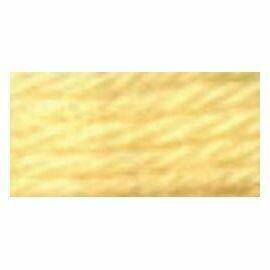 DMC486 Tapestry Wool Skein 7905 - Light Pale Yellow