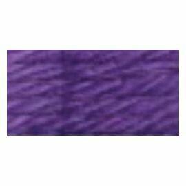 DMC486 Tapestry Wool Skein 7895 - Light Bright Green