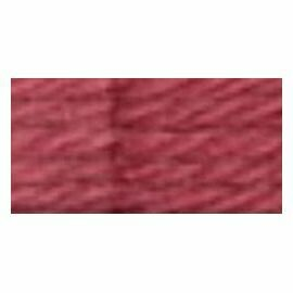 DMC486 Tapestry Wool Skein 7195 - Medium Salmon