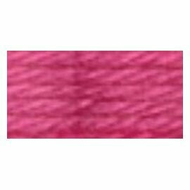 DMC486 Tapestry Wool Skein 7804 - Cranberry