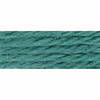 DMC486 Tapestry Wool Skein 7861 - Light Teal Green