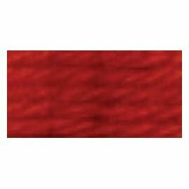 DMC486 Tapestry Wool Skein 7920 - Dark Burnt Orange