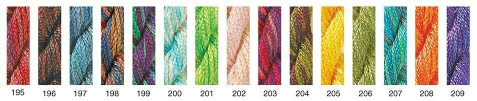 Caron Waterlillies Thread #201 - Budding Leaf