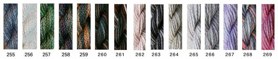 Caron Waterlillies Thread #258 - Black Hills
