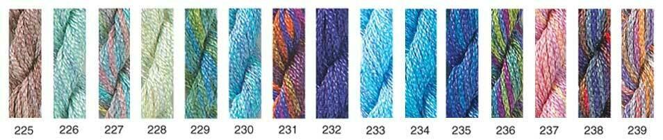 Caron Waterlillies Thread #233 - Glacier