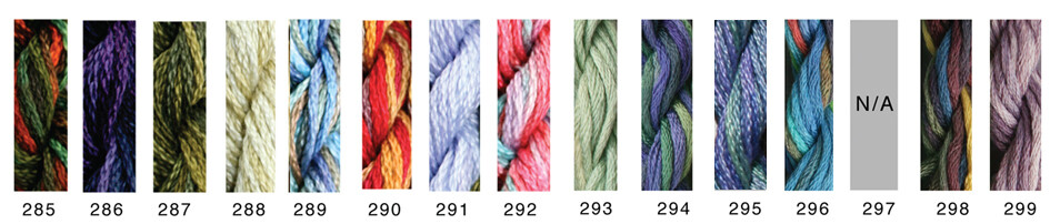 Caron Waterlillies Thread #291 - Clematis