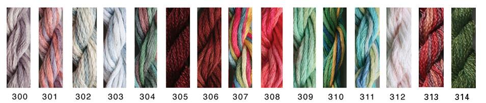 Caron Waterlillies Thread #304 - Cypress