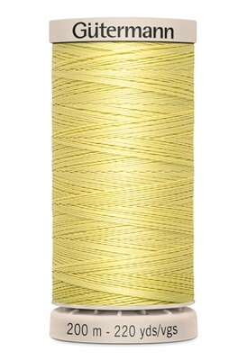 Gutermann Hand Quilting Thread 200m - 0349