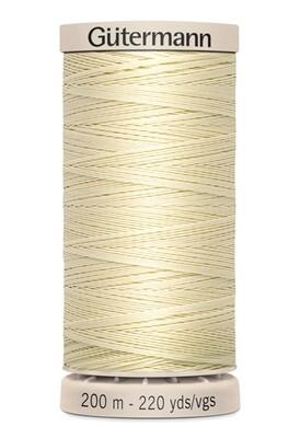Gutermann Hand Quilting Thread 200m - 0919
