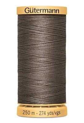 Gutermann Natural Cotton Thread 250m - 1225