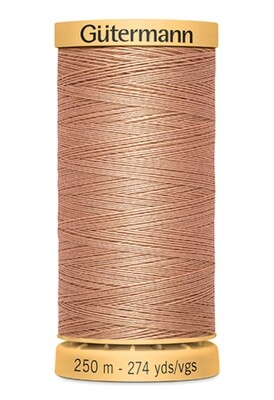 Gutermann Natural Cotton Thread 250m - 2336