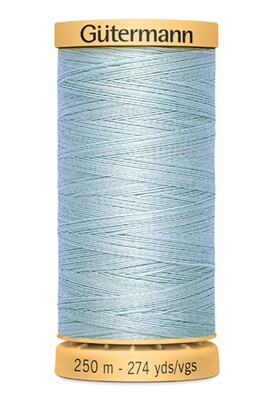 Gutermann Natural Cotton Thread 250m - 6617