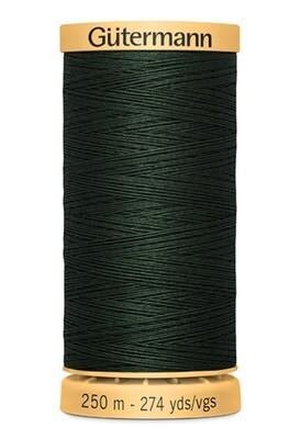 Gutermann Natural Cotton Thread 250m - 8812