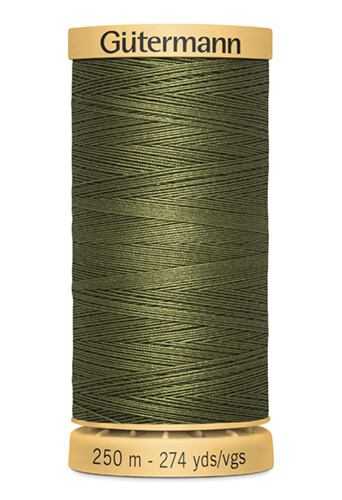 Gutermann Natural Cotton Thread 250m - 0424