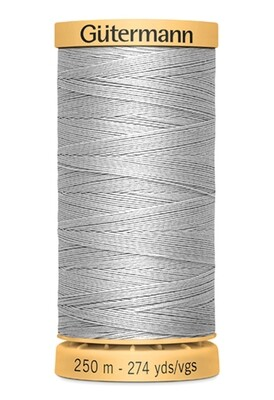 Gutermann Natural Cotton Thread 250m - 0618