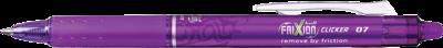 Pilot Frixion Clicker Retractable 0.7 Pen - Violet