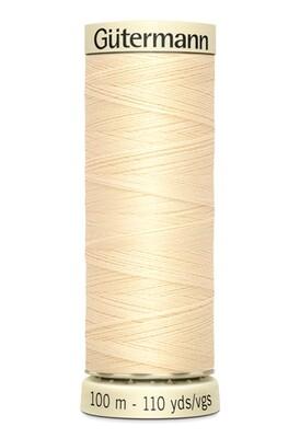 Gutermann Sew-all Thread 100m - 610