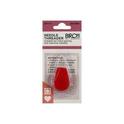 Birch Needle Threader 3pkt (Q57260)
