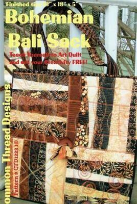 Bohemian Bali Sack Pattern
