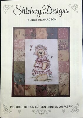 Libby Richardson - Girls Day Out Shopping Bag Pattern