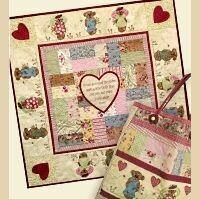 Libby Richardson - My First Blankey & Nappy Bag