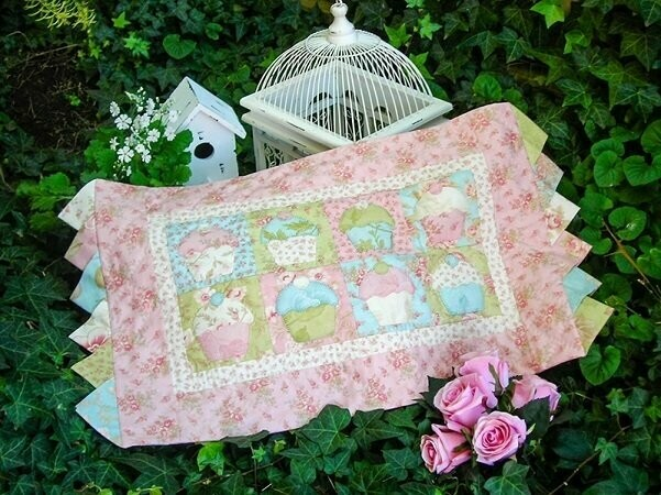 The Rivendale Collection - My Little Patty Table Runner