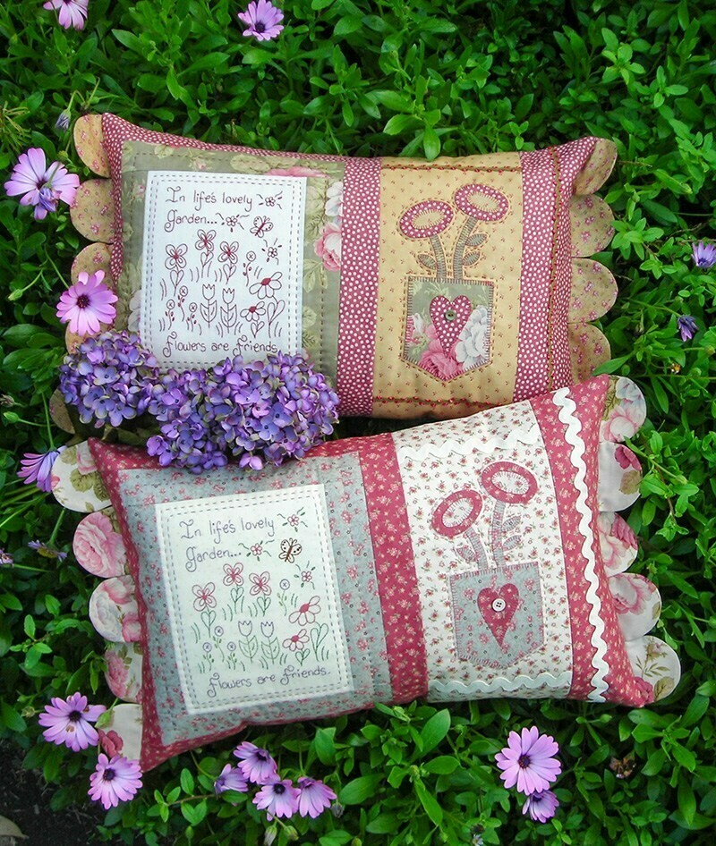 The Rivendale Collection - Flowers are Friends Cushions