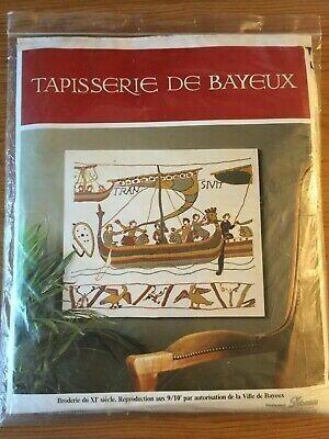 Drakkar Normand Tapisserie De Bayeux