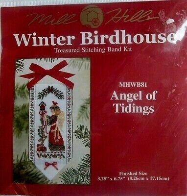 Mill Hill Winter Birdhouses - Angel of Tidings (MHWB81)