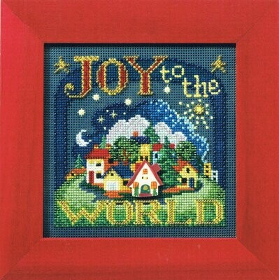 Mill Hill Buttons & Beads Winter Series - Joy to the World (MH14-8301)