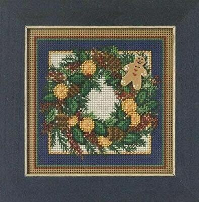 Mill Hill Buttons & Beads Winter Series - Spiced Wreath (MH14-5304)