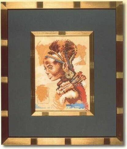 Lanarte Culture African Woman - Small